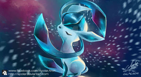 GLACEON | EEVEELUTION | DAY 8 |