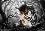 LOST IN NIGHTMARES | Halloween Contest Entry |