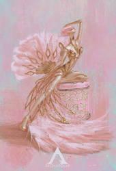 GOLDIE THE DANCER