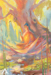 FIRST SERMON of The BUDDHA by Apolar