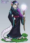 Merlin Drake by Tanuki Tagawa and Roosh
