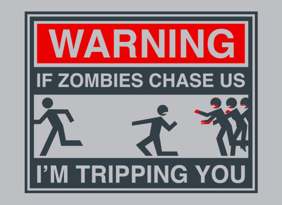 If Zombies Chase Us... by SonicDXandBlaze