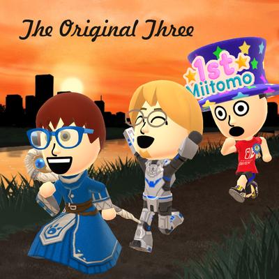 The Orginal Three by Daidek