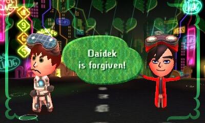 Ill Tempered Daidek by Daidek