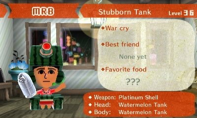 MRB The Tank by Daidek