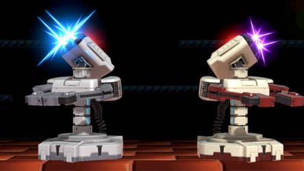 Robotic Obliterating Buddy by Daidek