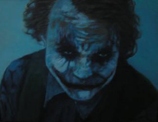 Joker In Jail by joemanoh