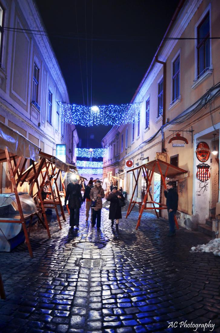 Winter in Cluj Napoca by anna-hawk