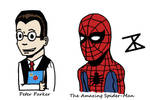 Peter Parker is The Amazing Spider-Man
