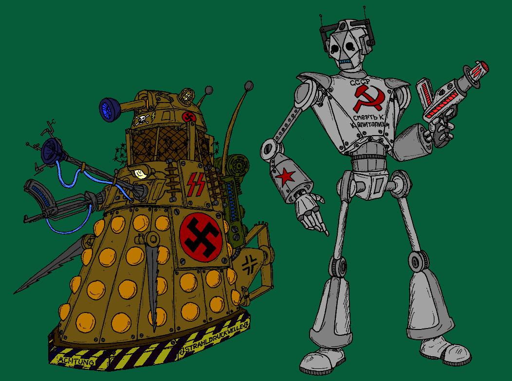 Axis of Evil by Rassilon001