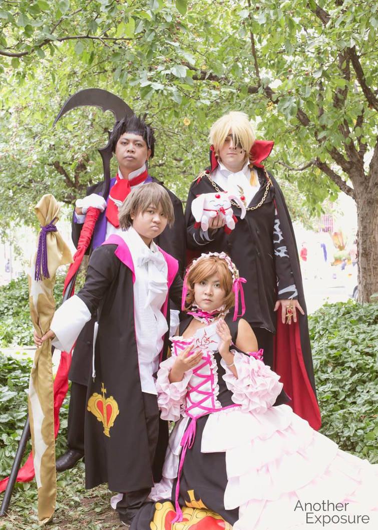 Tsubasa: Reservoir Chronicle - Infinity Arc-