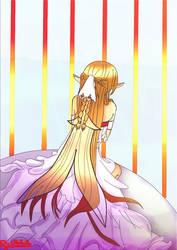 Asuna Titania by Heartfillia-chan