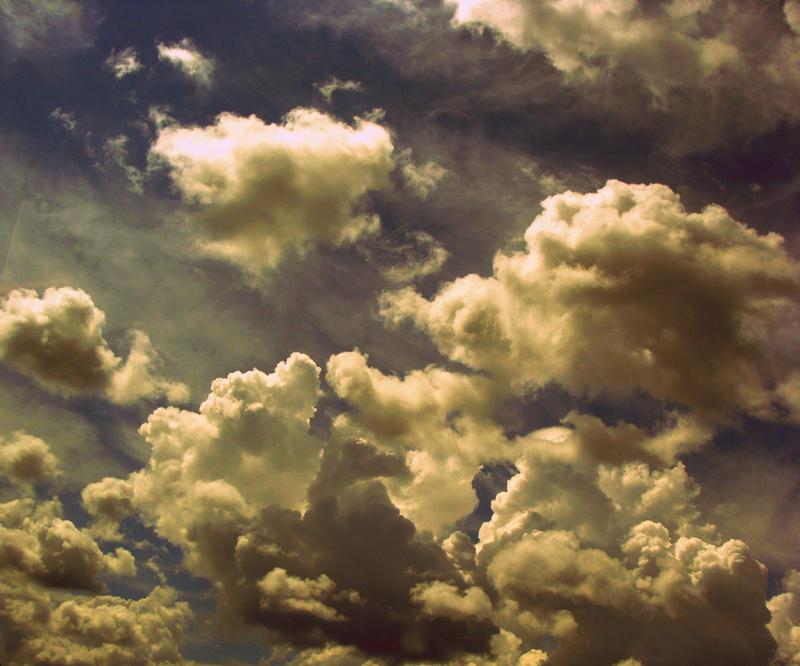 Summer Sky VI part IV by Adrienneknott