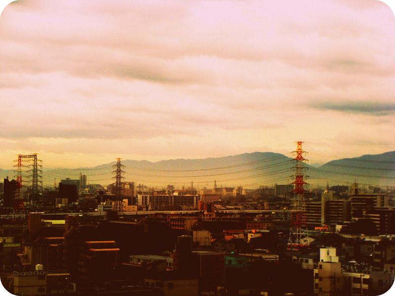 Osaka II by Adrienneknott
