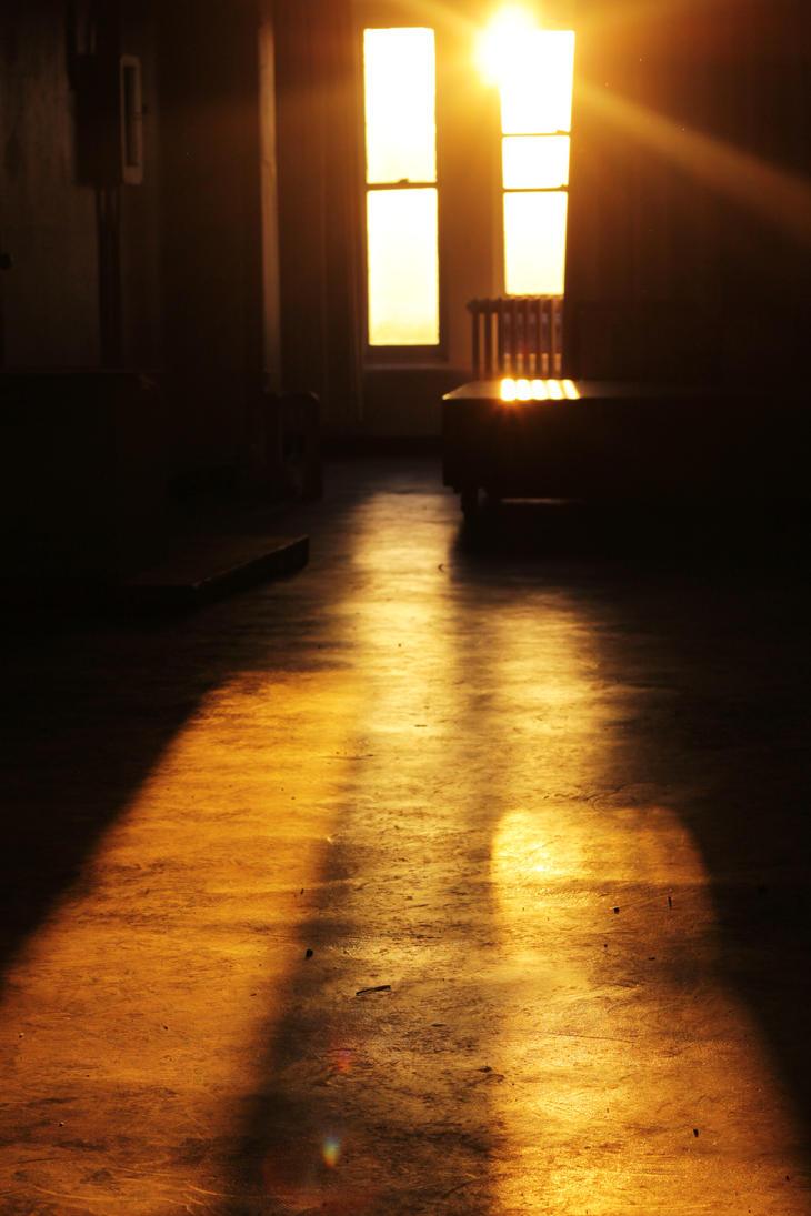 sun shine by Adrienneknott