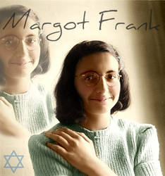 Margot Frank by Livadialilacs
