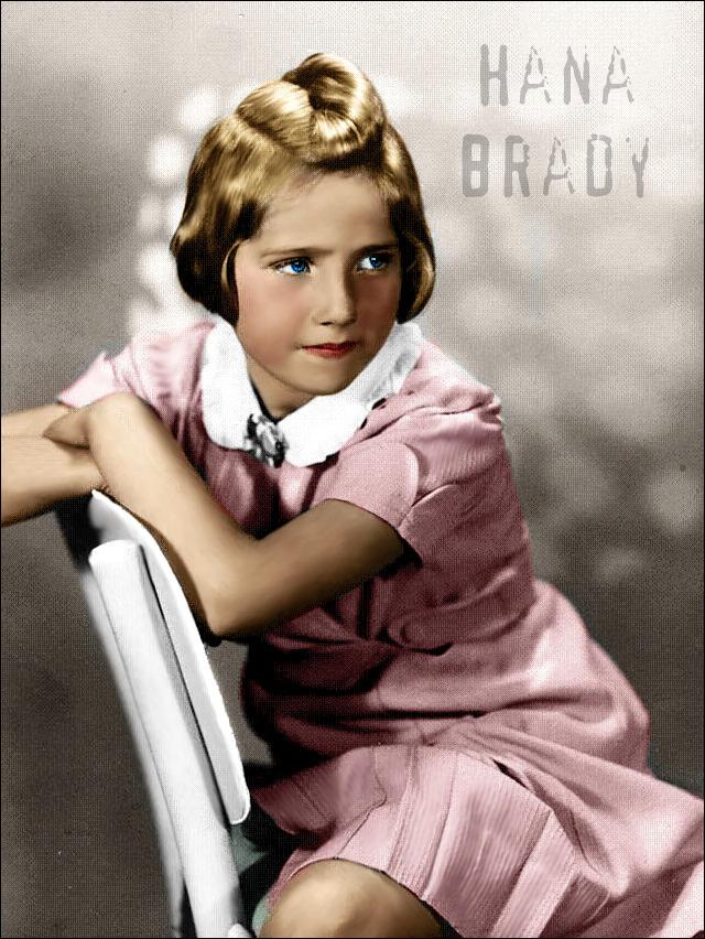 Hana Brady by Livadialilacs