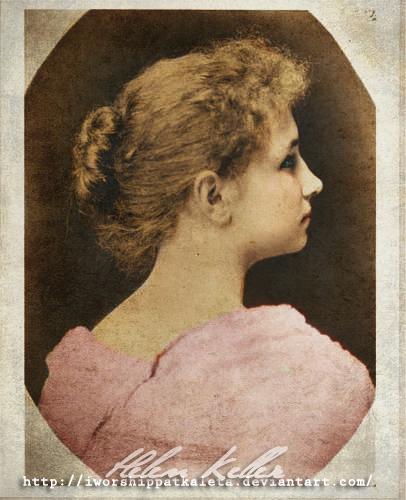 "Reseña ""La historia de mi vida Helen Keller"""