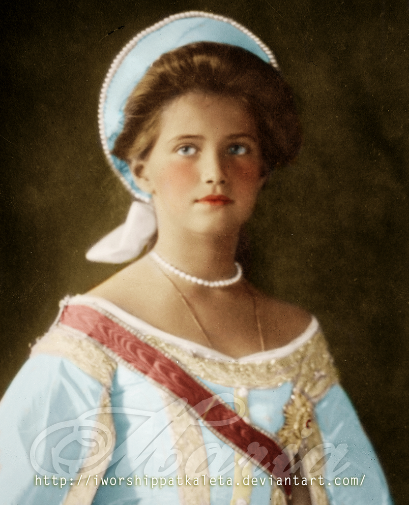 Anastasia Princess Of Russia