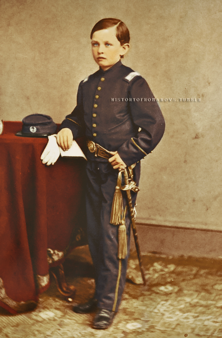 Tad Lincoln by Livadialilacs