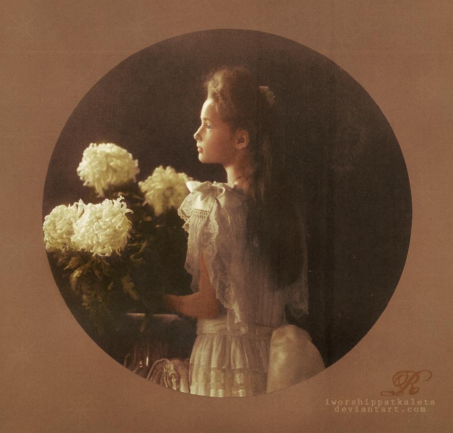 Vintage Tanya by Livadialilacs