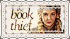 The Book Thief Stamp by Livadialilacs