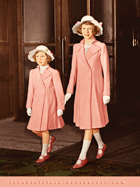 Princesses of the Thirties by Livadialilacs