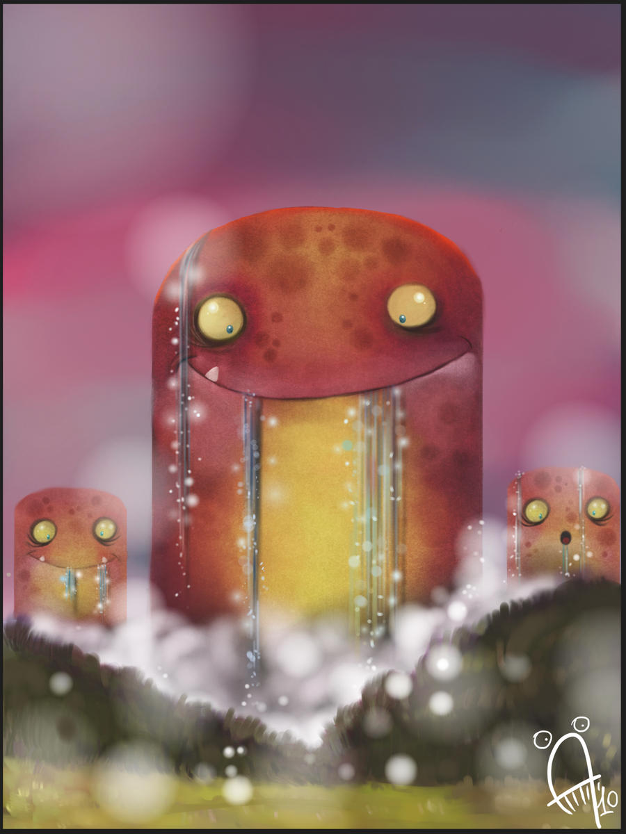 water drop by ALEX7x8