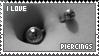 Piercing II Stamp by ladieoffical