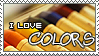 Colors Stamp by ladieoffical