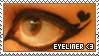 Eyeliner Stamp by ladieoffical