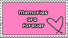 Memories Stamp by ladieoffical