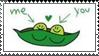 Me and You Stamp