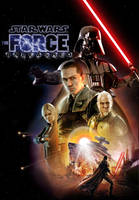 The Force Unleashed DVD Style by theyoungtook