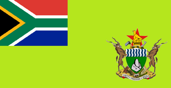Zimbabwe Flag Png