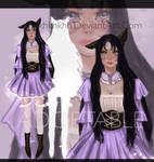 Adoptable Auction Light Witch [OPEN] by khkhkhh