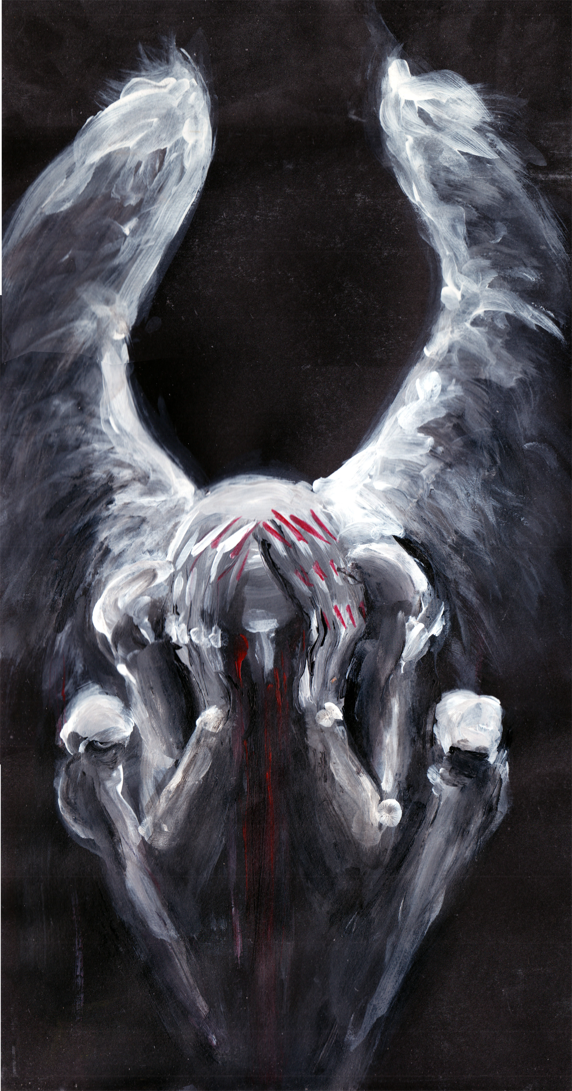 Angel In Despair by Veitstanzproject on DeviantArt