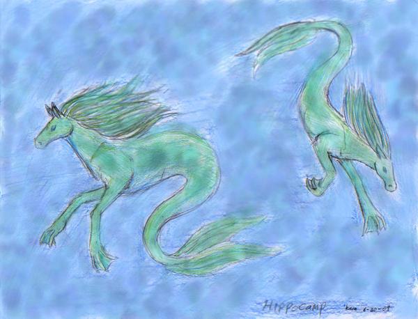 Hippocamp by KaraTails