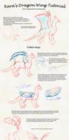Dragon wing tutorial part 2