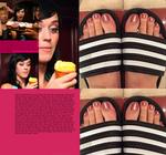 Katy Perry's Cupcake Ride