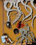 Kabus - Nightmare by xGULYABANIx