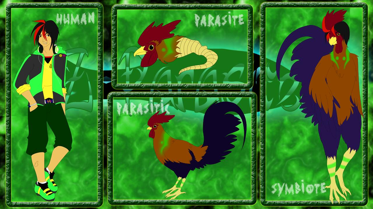 Z-Parasite: Von by Red-RainGoddess