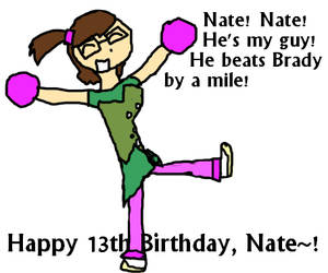 Happy late B-day Nate by Fractured-Femur-Fun