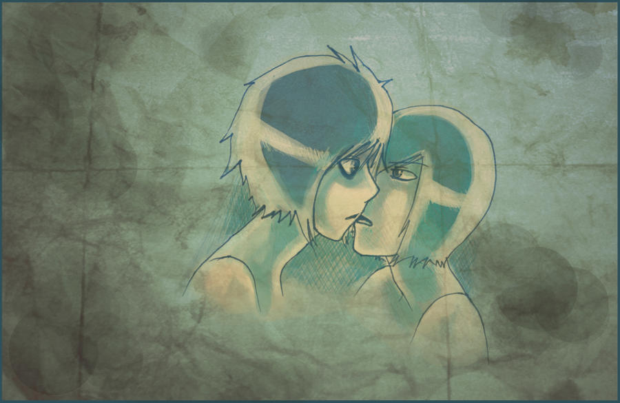 Stained Love :LxL: by andrahilde