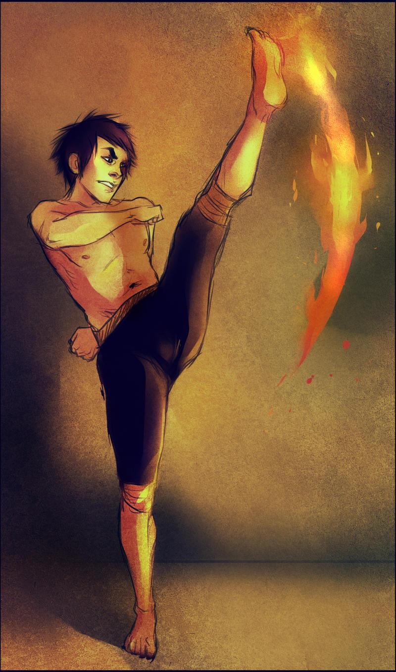 Zuko fire