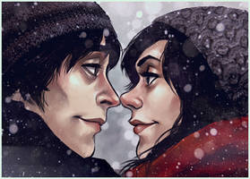 Once Upon a December by andrahilde