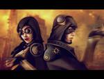 Steampunk Assassins