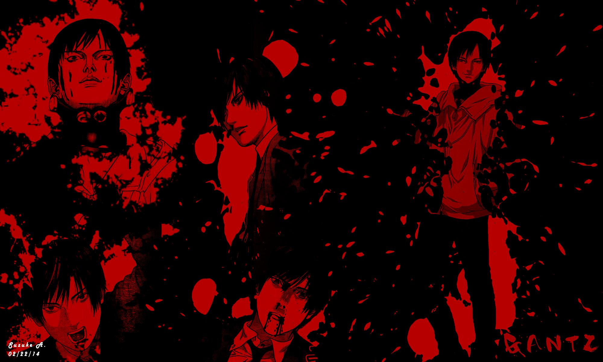 Nishi Joichiro [Gantz] Wallpaper by SuzukeAmaterasu on DeviantArt