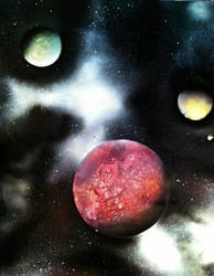 Deep Space by FleursDuMal00