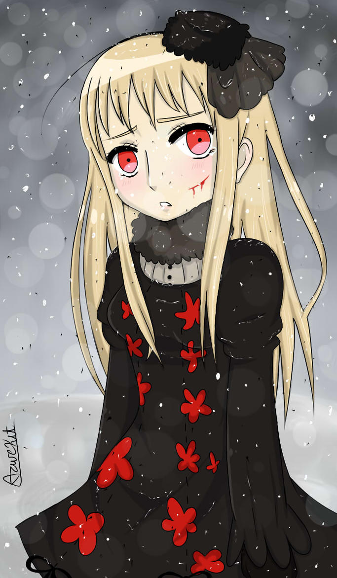 ~Black Winter~ (2p Female Russia) by AzureKit